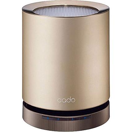 カドー PM2.5対応空気清浄機(12畳まで ゴールド)cado AP-C110-GD