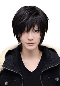 Picama Orihara Izaya From Durarara Fullmetal Alchemist Cosplay Wig Rw46