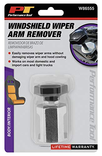 Wiper Arm Removal - Performance Tool W86555 Wiper Arm Removal Tool
