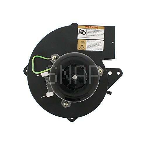 Goodman Inducer Motor Replacement Part + Link to Installation Instructions - Replaces B1859005