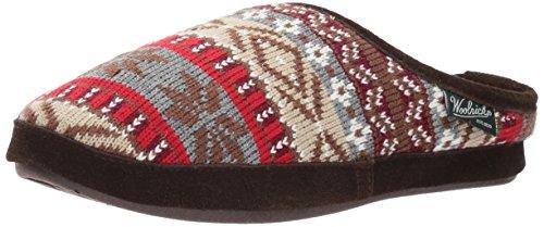 Whitecap Mule Women's on Woolrich Creek Slip Knit Kendall Slipper tw7RTHxq