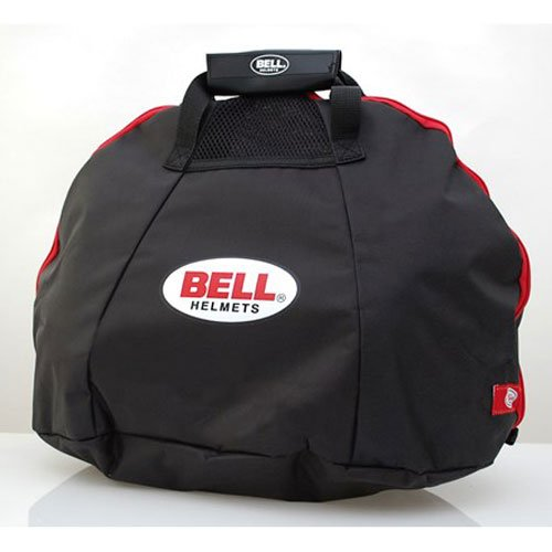 (Bell Unisex-Adult Helmet Bag Fleece (Black, One)