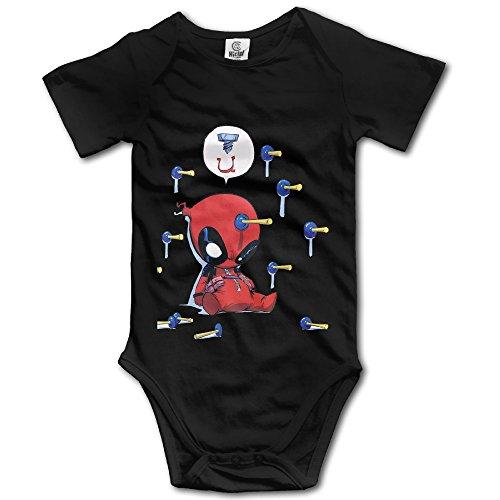cute-cartoon-deadpool-unisex-short-sleeve-romper-bodysuit-playsuit-outfits-for-baby