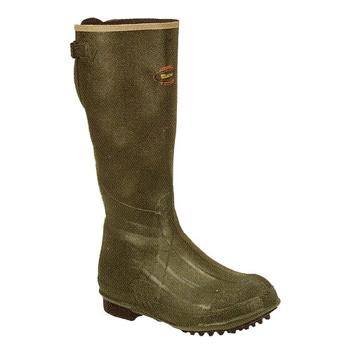 "LaCrosse Men's 18"" Burly Air Grip Hunting Boot,Olive Drab Gr"
