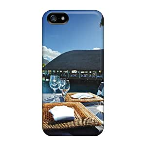 New Paradise Dining Hd Tpu Case Cover, Anti-scratch CIV11596xHAB Phone Case For Iphone 5/5s