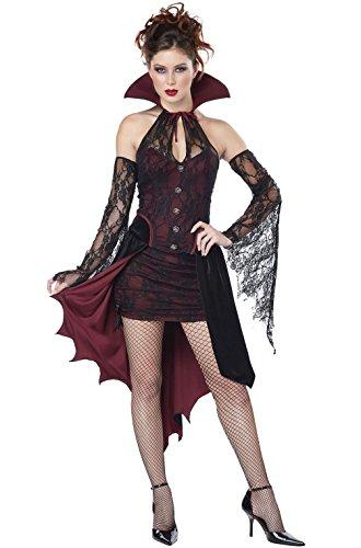 Mememall Fashion Sexy Vampire Vixen Adult Costume