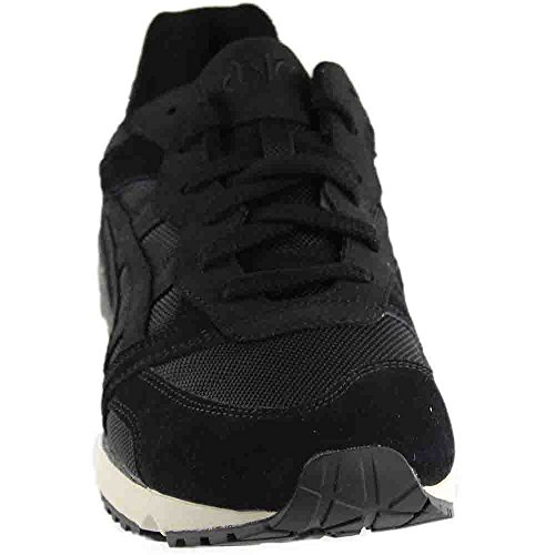 Lique Gel Black black Mens ASICS Tiger Sneakers xSwTUUq