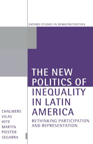 political participation in latin america The state of latinos in the united states  all areas vital to america's well-being, latinos are central to the nation's security  its population growth into increased political.