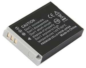 STK's Canon NB-5L NB5L Battery - 1400 mAH for Canon Powershot S100, S110, SX230 HS, SX210 IS, SD790 IS, SX200 IS, SD800 IS, SD850 IS, SD870 IS, SD700 IS, SD880 IS, SD950 IS, SD890 IS, SD970 IS, SD990 IS