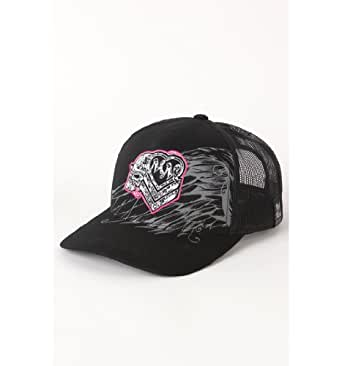 Metal Mulisha Runaway Juniors Trucker Hat - Black