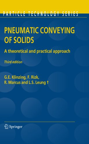 Pneumatic Conveying of Solids: A theoretical and practical approach: 8 (Particle Technology (Pneumatic Conveying Systems)