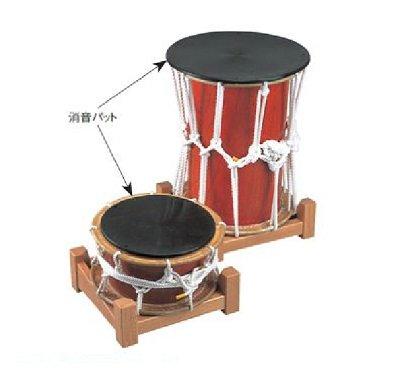 全音 和太鼓消音パット 1尺4寸用/OT-14   B00QRFGT3O