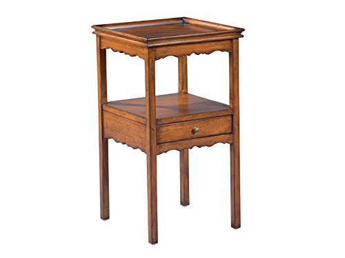 Hekman Furniture 87217 Cordial Drawer End Accent Side Table (Furniture Hekman)
