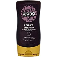 Biona Organic Dark Agave Syrup 250 ml (Pack
