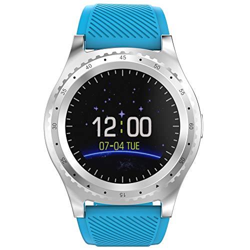 Smart Watches WISHDOIT Bluetooth Smart Watch with Camera SIM Card Slot Smartwatch Pedometer Fitness Tracker Sport Wrist Watch for iPhone Android Phones Samsung LG Huawei Xiaomi Men Women Kids