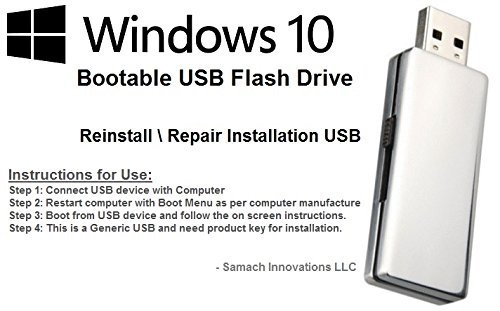 WINDOWS SYSTEM REPAIR RE INSTALL DRIVE product image
