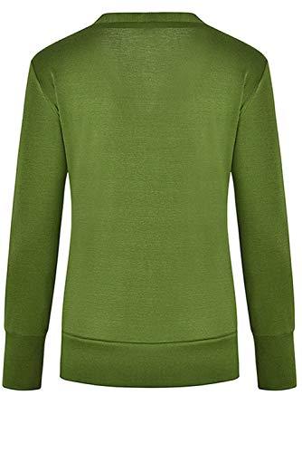 Simple Basic Outerwear Giacche Scollo Cappotto Aperta V Lunga Blazer IWIvqrd