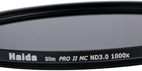 Haida Slim Graufilter Pro Ii Mc Nd3 0 82mm Schlanke Kamera