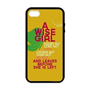diy zhengMarilyn Monroe Quote Girl Case for Ipod Touch 5 5th case