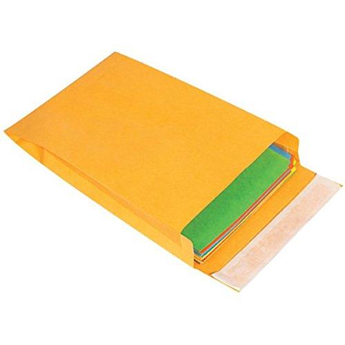 Redi-Strip EN1064 Expandable Self-Seal Envelopes, 5
