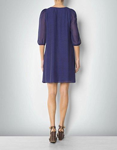 Violett Mikrofaser Größe 40 Farbe Damen Gemustert Dress Kleid KOOKAI 4pHzqwZn