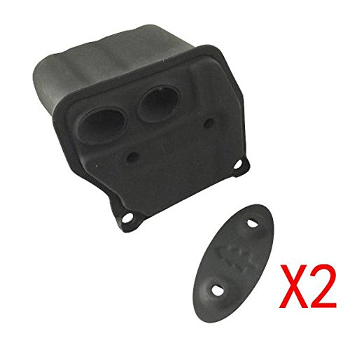 JRL 2Set 4500 5200 5800 45cc 52cc 58cc Chainsaw Muffler & - Gasket Sherwood