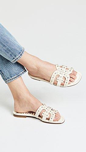 Ivory 2 Edelman Bay Modern Sam Women's Sandal Slide 0qRR1Pc