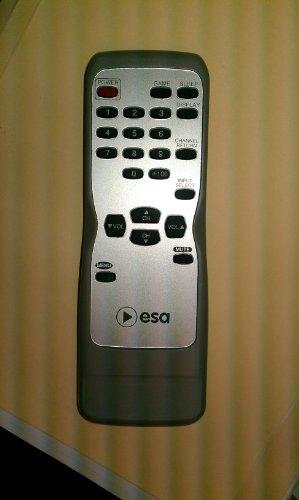 Sylvania N0160UD TV Remote Control