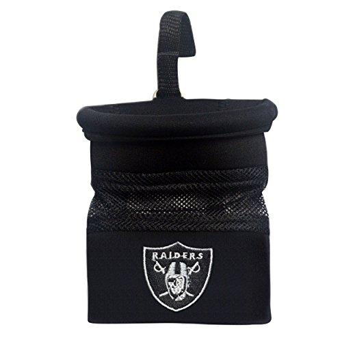 FANMATS 17706 Black Oakland Raiders Car Caddy (NFL)