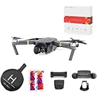 DJI Mavic Pro Portable Drones Quadcopter with Holiday Gift (Single Unit)