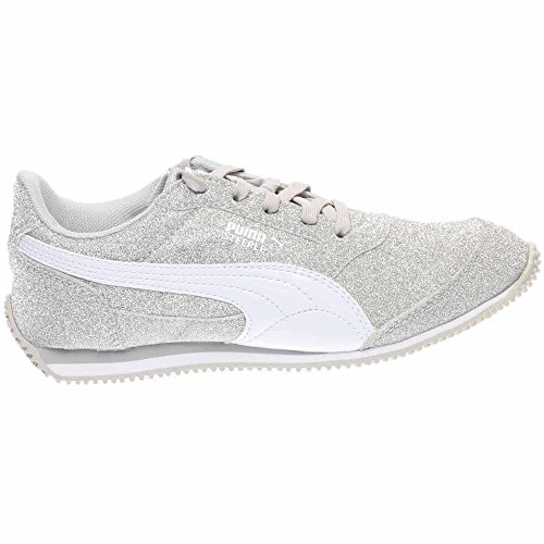 e1a9522885d05 PUMA Steeple Glitz Aog JR Sparkle Sneaker (Little Kid/Big Kid ...