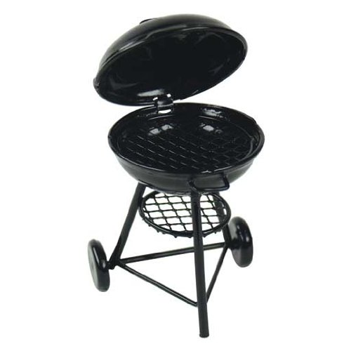 Dollhouse Miniature Charcoal Grill