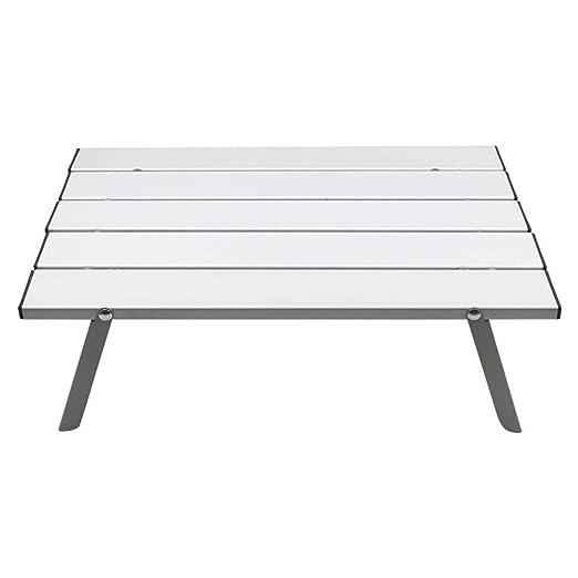 NewbieBoom®-Lapdesks Escritorio Plegable portátil de Aluminio al ...