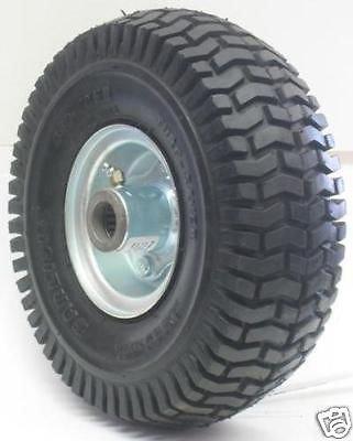 9x350x4 Flat Free Lawn Mower Tire for Single Velke Carlisle 145ls Carlisle Tire