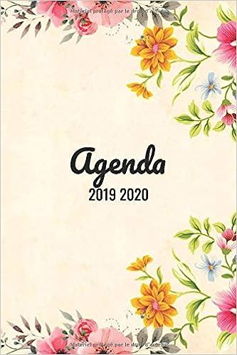 Agenda 2019 2020: Juillet 2019 A Décembre 2020 / 1 ...