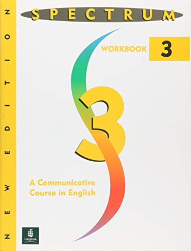 Spectrum: A Communicative Course in English, Level 3