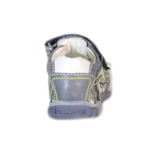 Bleu primigi Primigi Cuir Sandaletti 81241 Bride Enfant xHaq6Opwq