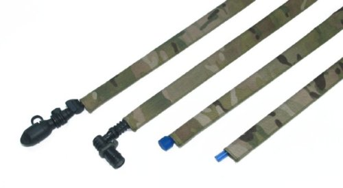Multicam Hydration Pack Drink Tube Cover, Outdoor Stuffs