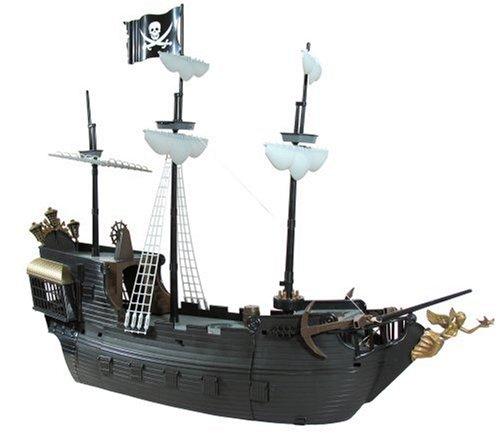 Ultimate Black Pearl Pirate Ship (Zizzle Pirate)