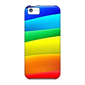 Fashionable Style Cases Covers Skin For Iphone 5c- Colored Layers
