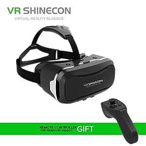 Amazon.com: Second Version Virtual Reality Headset +Remote