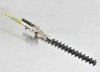 GOWE cortasetos cortador de cepillo piezas de sustitución de piezas Barra de cabeza para Multi cortador de matorrales, 7teeth o 9teeth