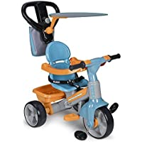 FEBER- Tryke Baby Plus Music, Triciclo (Famosa 800009614)
