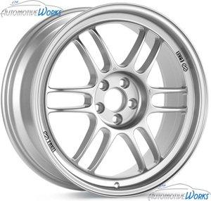 17x9 Enkei RPF1 (F1 Silver) Wheels/Rims 5x114.3 (3797906545SP) by Enkei (Image #3)