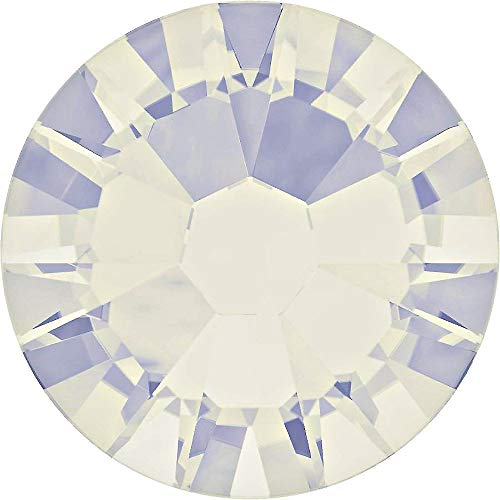 Swarovski 2058 Foiled Flatbacks SS9 Crystal Clear 10 gross (1440) No Hotfix Rhinestones Factory Pack ()