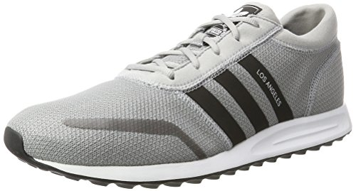 adidas Los Angeles Basket Mode Homme Gris (Mid Grey)