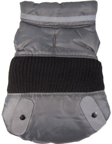 (Dogit Style Sport Utility Dog Vest, Large, Gray)