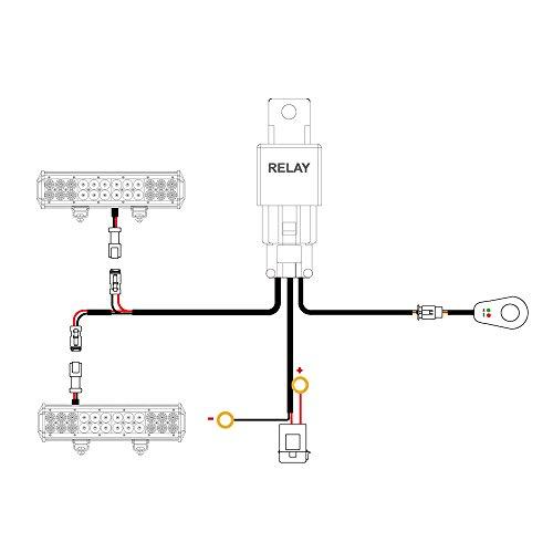 41onpWbVTgL nilight 16awg dt connector wiring harness kit led light bar import