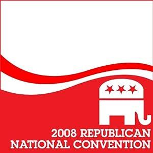 2008 RNC Speech
