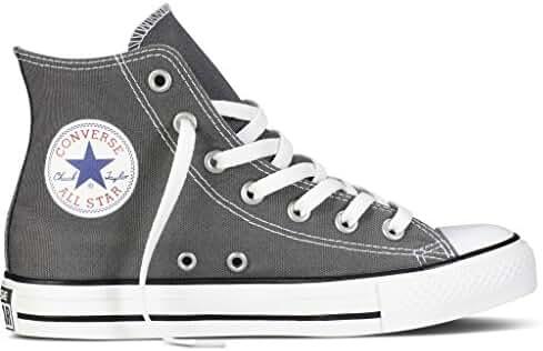 Converse Mens Unisex Chuck Taylor All Star Hi Top Fashion Sneaker Shoe